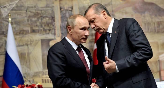 La peor pesadilla de Washington: ¿conseguirá EEUU romper la alianza Rusia-Irán-Turquía?