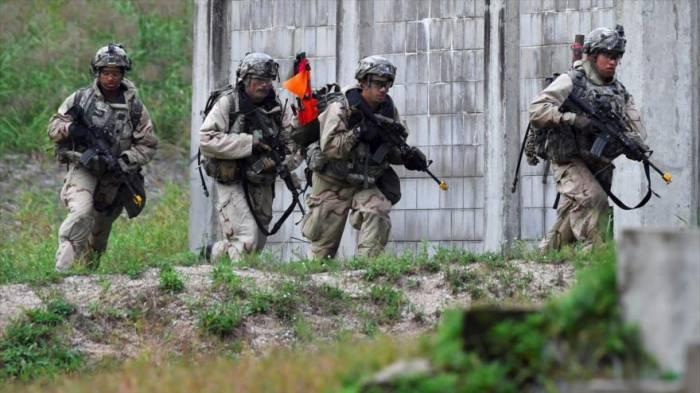 Falso mensaje urge a soldados de EEUU evacuar península coreana