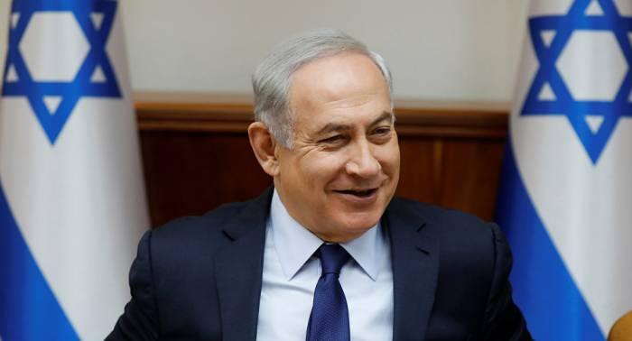 Netanyahu: Trump está decidido a avanzar en plan de paz israelo-palestino