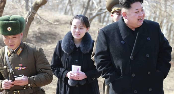 La hermana de Kim Jong-un, ¿una 'Ivanka Trump' norcoreana?