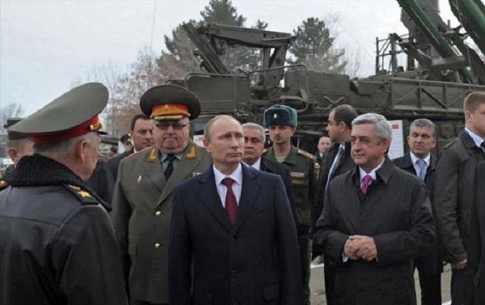 Rusia concede a Armenia un crédito militar de $100 millones