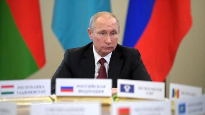 Kremlin: Putin visitará Irán al final de este año