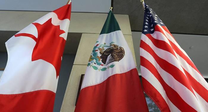 """EE.UU., Canadá y México """"no están ni cerca de lograr un acuerdo en TLCAN"""""""