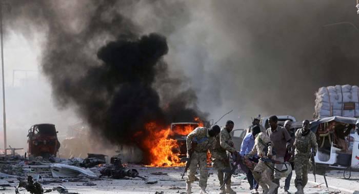 Putin condena el monstruoso atentado en Somalia