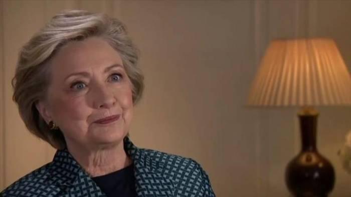 Hillary Clinton: EEUU eligió a un agresor sexual como presidente