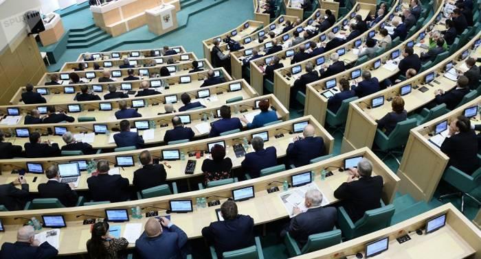 El Senado ruso pedirá a Europa influir sobre EEUU para mantener acuerdo con Irán