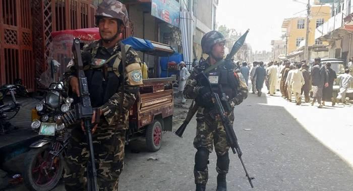 Ministerio del Interior afgano da por terminado el ataque a la policía en Paktia