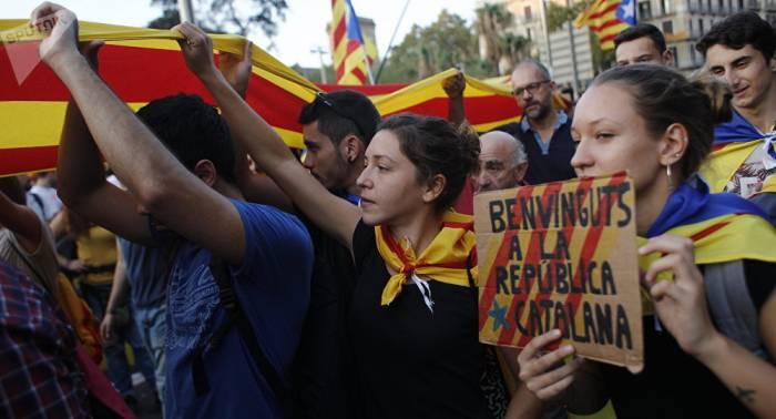 """Proclamar la República independiente catalána es """"la única posibilidad de defenderse"""""""