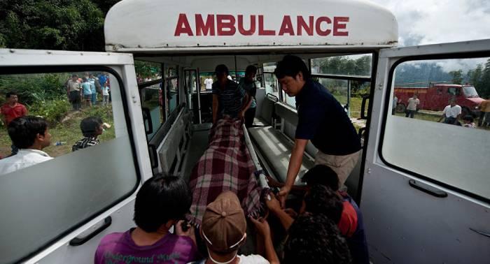 México: Siete muertos y 28 heridos en un accidente de autobús en Jalisco