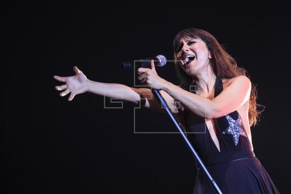 Noche estrellada para el fin de gira de Amaral en Madrid