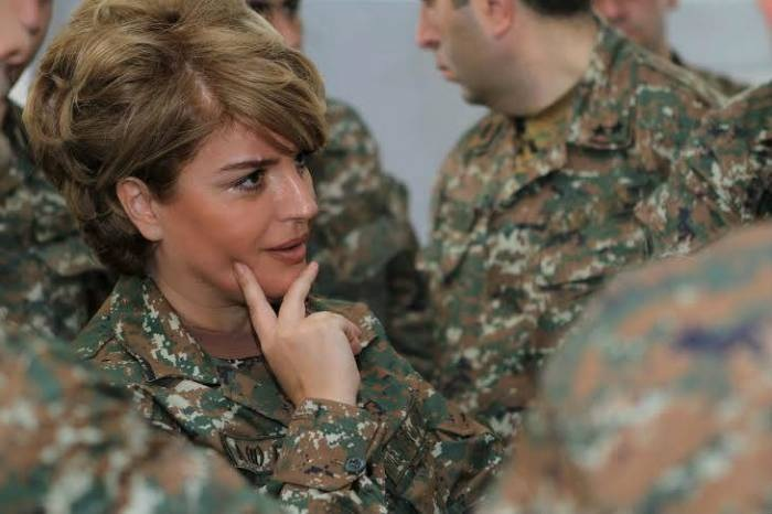 "Ohanyanın arvadı Sarkisyan haqqında: ""Yadıma gəlir, ordudan yayınırdı"""