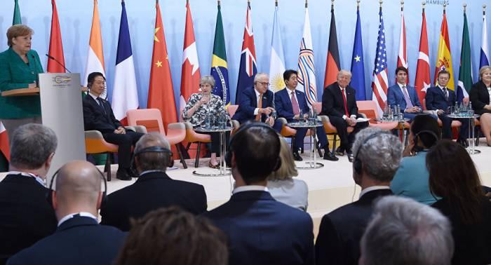 Argentina espera la llegada de Putin a la cumbre del G20 en Buenos Aires en 2018