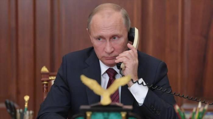 """""""Terroristas telefónicos"""" amenazan con atacar a convoy de Putin"""