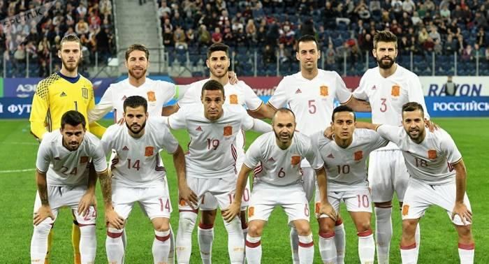 La selección de España lucirá en las fachadas de Moscú ante el sorteo del Mundial