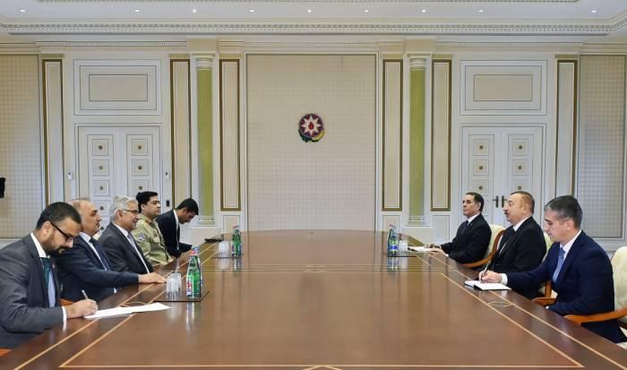 """Ilham Aliyev: """"Pakistán es uno de los países amigos más cercanos para nosotros""""-Actualizado"""