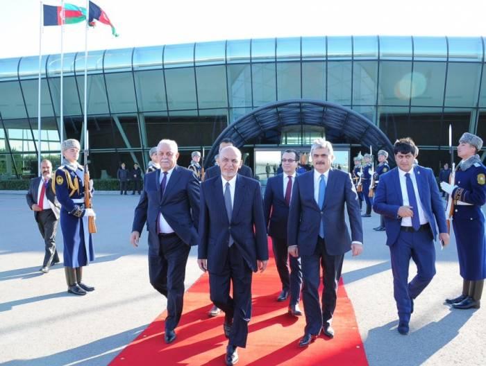 Ha finalizado la visita de Qani a Azerbaiyán