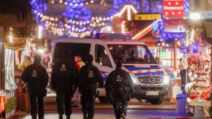 Un paquete sospechoso desata la alarma en un mercadillo navideño alemán