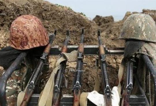 Se ha escondido el caso de la muerte de un soldado en el Ejército de Armenia