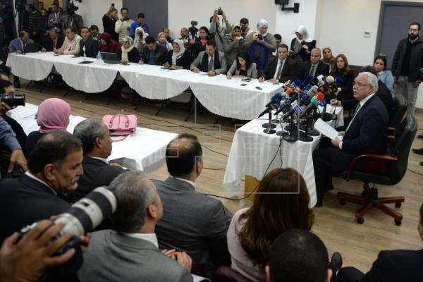 El Gobierno palestino advierte que EEUU se ha convertido en parte del conflicto