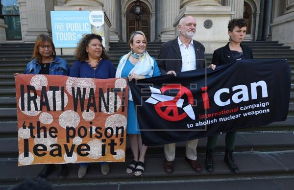 La ICAN recibe hoy Nobel de la Paz por impulsar el acuerdo de desarme nuclear
