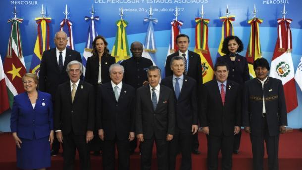 El Mercosur se da cita en Brasilia y aún porfía por un tratado con la UE