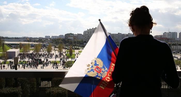 La mitad de los rusos espera cambios positivos de 2018