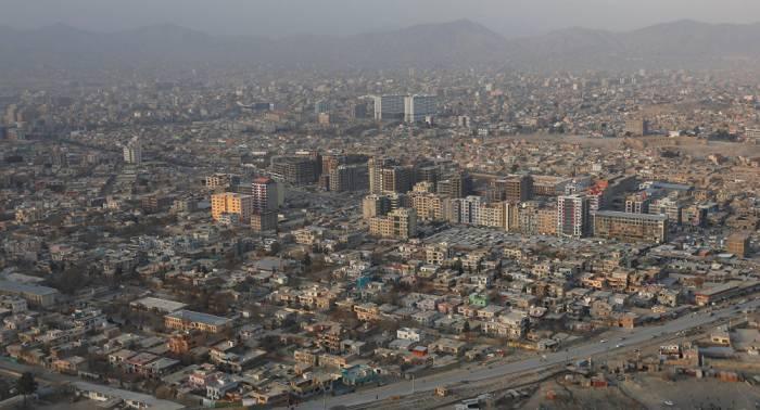 Una explosión sacude la capital de Afganistán