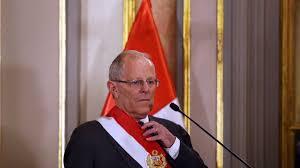El presidente de Perú declara durante cuatro horas por el caso Odebrecht