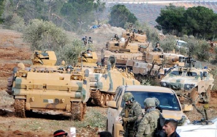 25 gündə 1439 terrorçu öldürülüb - Afrin əməliyyatı