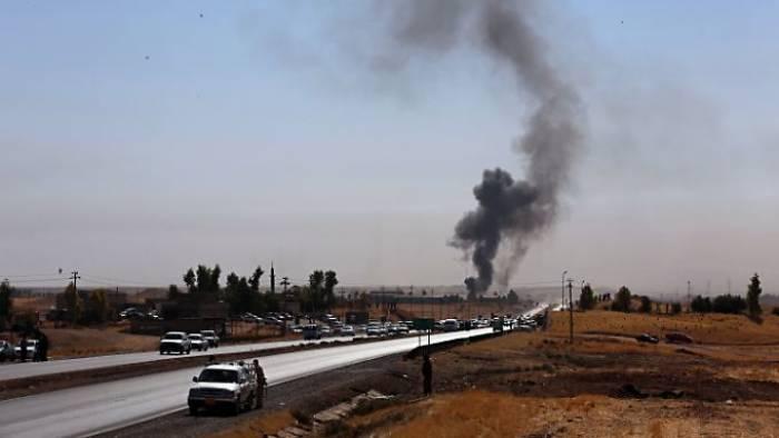 USA ermahnen irakische Regierung