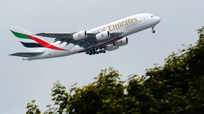 Emirates hält A380-Produktion am Leben
