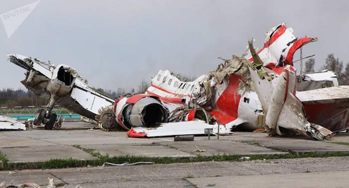 Rusia destaca falta de confirmación sobre una explosión en el avión presidencial polaco