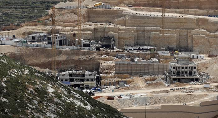 España condena la construcción de nuevas viviendas en Cisjordania por parte de Israel