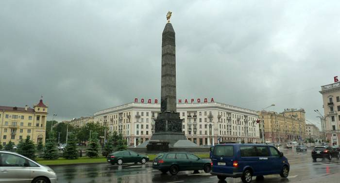 Minsk no desarrollará relaciones con la UE que afecten a Rusia