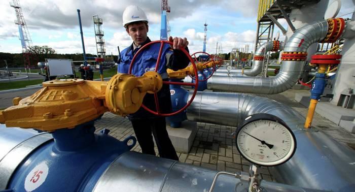 Europa rompe récord de consumo de gas ruso