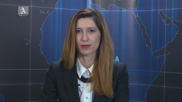 AzVision transmite los videos de noticias en inglés (el 16 de enero)