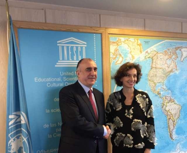 Azerbaiyán invita a la UNESCO a unirse al proceso de monitoreo en los territorios ocupados