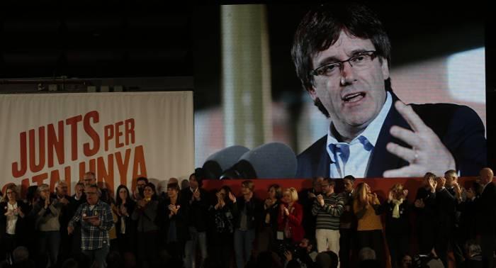 Partido Popular: Puigdemont deberá ir directo al juzgado si vuelve a Cataluña