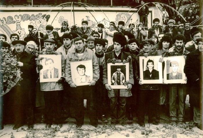 'Las calles de Bakú estaban llenas de cadáveres' - Famoso fotógrafo judío (FOTOS)