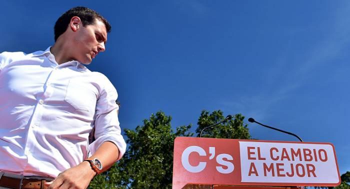 Nueva encuesta sitúa a Ciudadanos como partido más votado en España