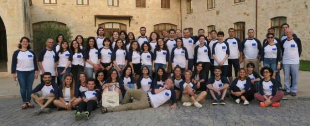 Young people from Azerbaijan and Georgia work on migration management in the Caucasus