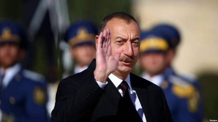 Azerbaijani president in Sochi for CIS summit