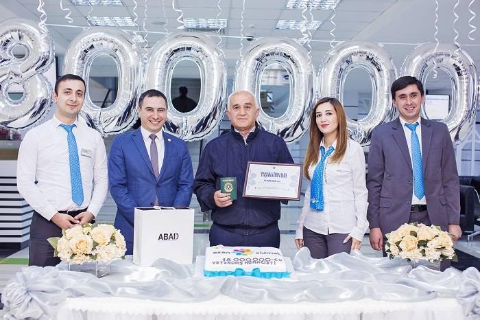 """""""ASAN xidmət""""ə 18 milyonuncu müraciət - FOTOLAR"""