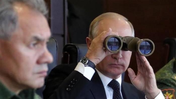 Otan: Moscou se prépare à une grande guerre
