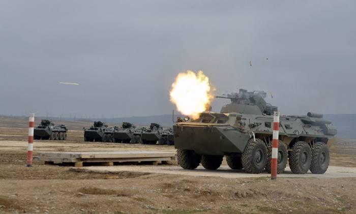 Rusiyadan aldığımız BTR-82A-nın parametrləri - FOTOLAR, VİDEO