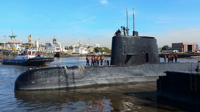 """Verschollenes U-Boot """"San Juan"""""""