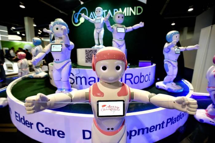 CES 2018: les robots compagnons veulent devenir vos amis