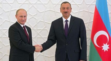 Putin İlham Əliyevə salam göndərdi