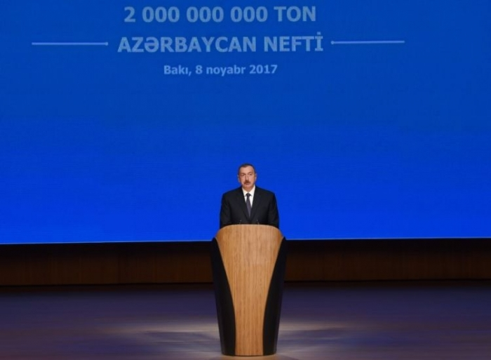 Oil and gas sector will be the main field for development of Azerbaijan - President