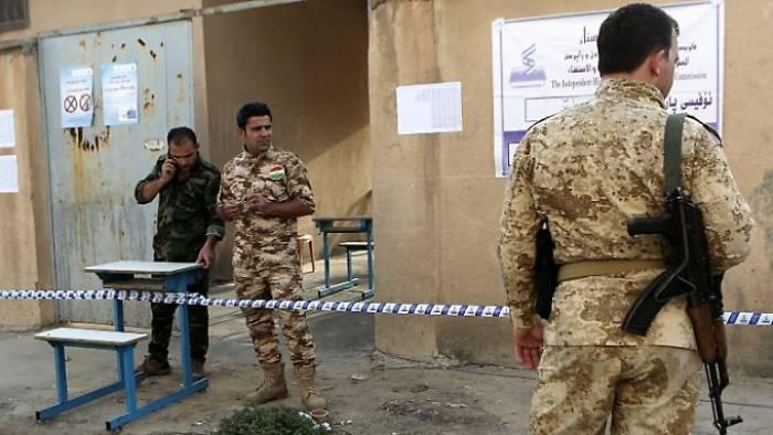 Kurden-Abstimmung alarmiert Nachbarn